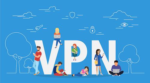 VPN Verbindung zum Firmennetzwerk Berlin